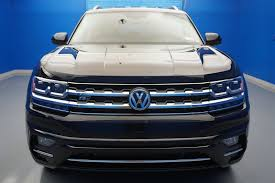 volkswagen atlas black wheels new 2018 volkswagen atlas 3 6l v6 se w technology r line sport