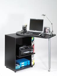 bureau pour ordinateur design inouï bureau informatique design bureau informatique design noir