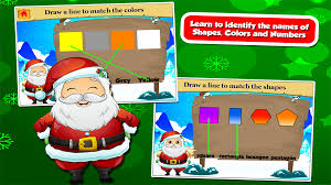 santa fun kindergarten games android apps on google play
