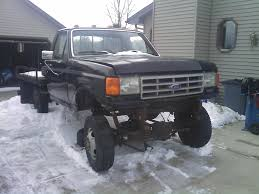Old Ford Truck Diesel Conversion - 97 f350 4x4 conversion love it or it build ford truck