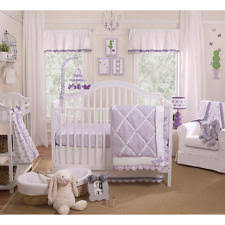 Shabby Chic Purple by Shabby Chic Baby Bedding Ebay
