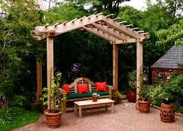 pergola styles best for study landscaping ideas around pergolas