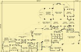 Large Luxury House Plans Large Luxury Home Plans With A Magnificent Master Suite