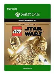 amazon digital games black friday amazon com lego star wars the force awakens deluxe edition