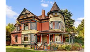 Queen Anne Style House Plans House Of The Week A Queen Anne With Views Of Mount Rainier