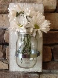 Jar Candle Wall Sconce Rustic Wall Candle Holders Foter