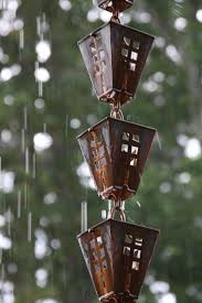 34 best rain catcher images on pinterest rain chains rain