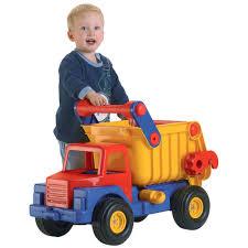toy of the week u2013 heavy duty dump truck ride on imagine toys