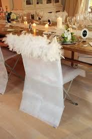 housses de chaises mariage housses de chaise plumes housses chaises mariage à prix discount