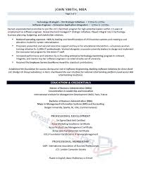 Resume Samples For Banking Sector by Executive Resume Samples Professional Resume Samples