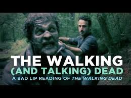T Dogg Walking Dead Meme - the walking and talking dead a bad lip reading of the walking