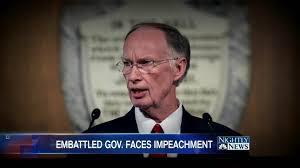 Robert Bentley Alabama Lawmakers Move Forward With Plan To Impeach Gov Robert