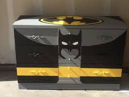 Batman Decoration Bedroom Batman Bedroom Ideas Using Wallpaper And Grey Bedding For