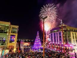 national tree lighting ceremony tree lighting ceremony and fireworks at the national harbor nov 12
