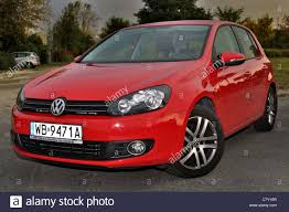red volkswagen golf volkswagen golf vi 1 4 tsi my 2009 red metallic german