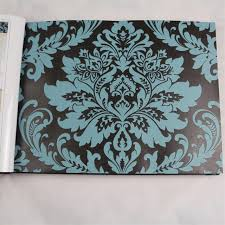 black damask wallpaper home decor find this pin and more on decor