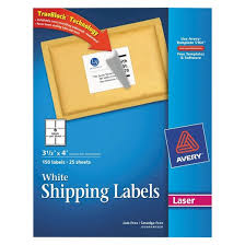 avery label 5263 template avery 3 1 3 x 4 trueblock technology shipping labels white 150