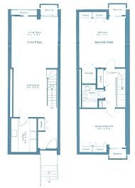 Condominium Plans Carrollsburg A Condominium Floor Plans