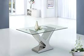 extendable glass dining tables and chairs convertible dining table