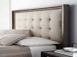 King Size Padded Headboard Tufted Headboard King Size Bed Foter