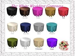 table covers for weddings 10 satin 108 cheap white wedding table cloths wedding