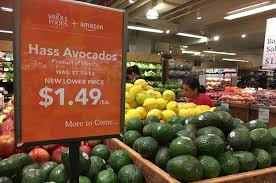here s what s on sale at whole foods now that has taken