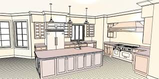 free kitchen design drawing software modern kitchen free kitchen