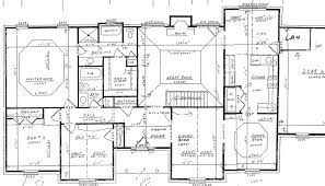 sweet ideas 7 floor plans with dimensions simple house plan home