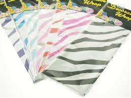 zebra tissue paper metallic safari zebra gift bag tissue paper 18 x 30
