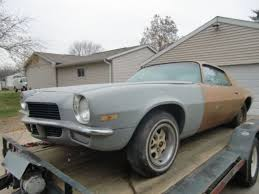 69 camaro project for sale 1971 camaro survivor machine project car barn find ss z28