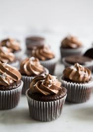 mini chocolate cupcakes the little epicurean
