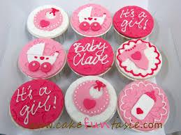 cake funtasie baby shower cupcakes