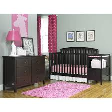 Crib And Changing Table Nursery Decors U0026 Furnitures Grey Crib And Changing Table Combo