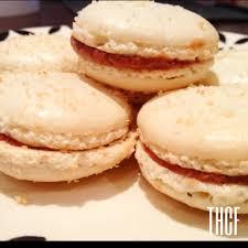 recette de cuisine de christophe michalak macarons façon bounty recette de christophe michalak the