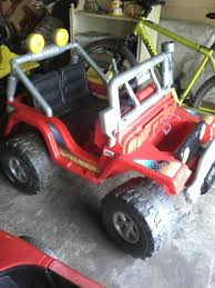 power wheels jeep hurricane modified power wheels fire rescue jeep new videos 9 9 09