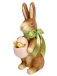 rabbit merchandise brown rabbit with hatching kaw merchandise