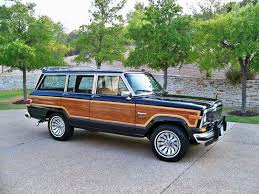 old jeep grand wagoneer image result for 2018 jeep wagoneer my new car pinterest jeep