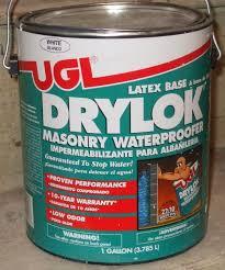 how to fix basement leak diy basement wall repair that even