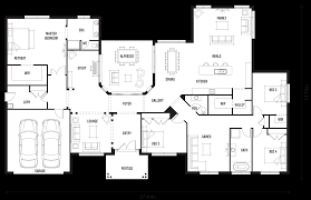 the sopranos house floor plan 5 ranch style house plans qld pretentious design nice home zone