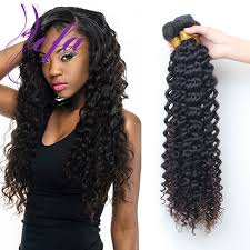 the best sew in human hair malaysian tight curly virgin deep wave sew in hair 3 day shipping