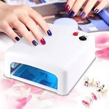 professional gel nail dryer high quality 36w uv lamp 220v eu plug