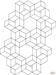 op art coloring pages 48 best orjinal images on pinterest coloring sheets drawings