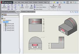 solidworks u2013 pictures on models and in drawings computer aided