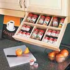 In Drawer Spice Racks March 2015 U2013 Woodguides