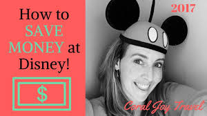 Save Money On Disney World Disney World Hacks How To Save Money At Disney Youtube