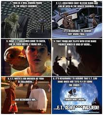 Et Is A Jedi Meme - e t is a jedi star wars know your meme