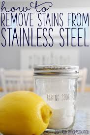 remove rust from sink how to remove rust stains from stainless steel pins and