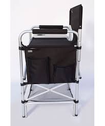 Folding Directors Chair With Side Table Impressive On Folding Directors Chair With Side Table Executive