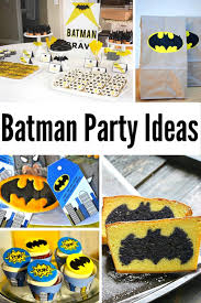batman party ideas the most and creative batman party ideas for every batman fan