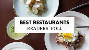 best restaurants 2015 eat drink features the best of the